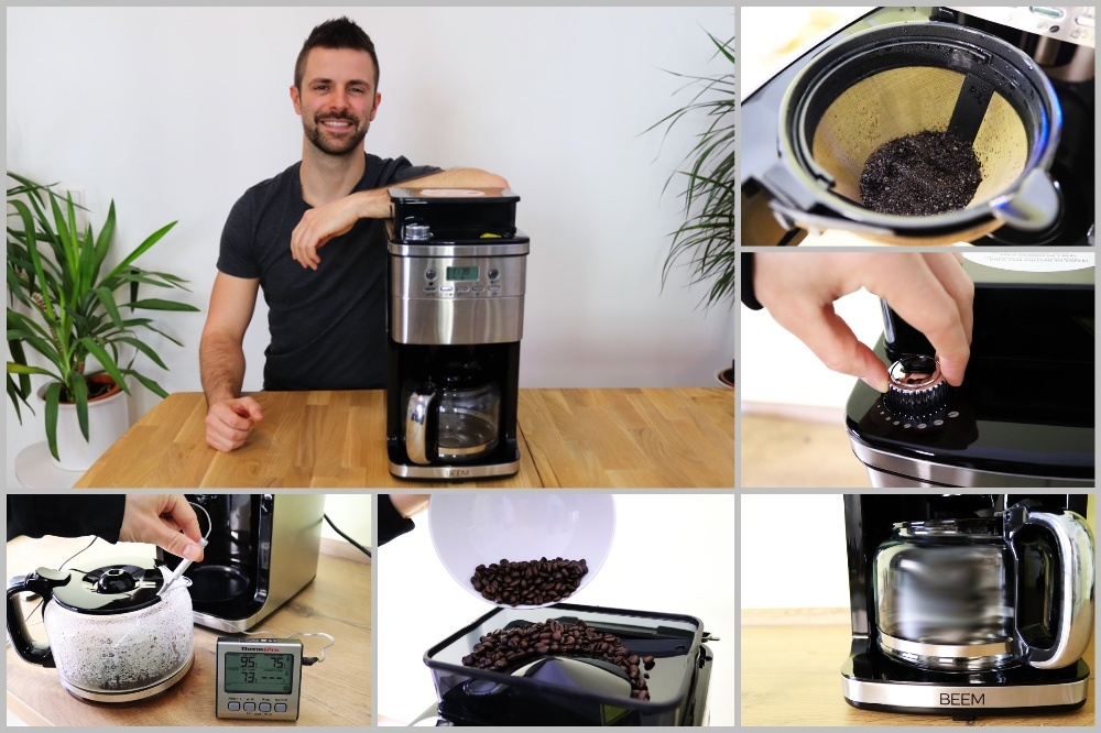 Kaffeemaschiene Beem Aroma Perfect Superior im Test - Coffee Tasters